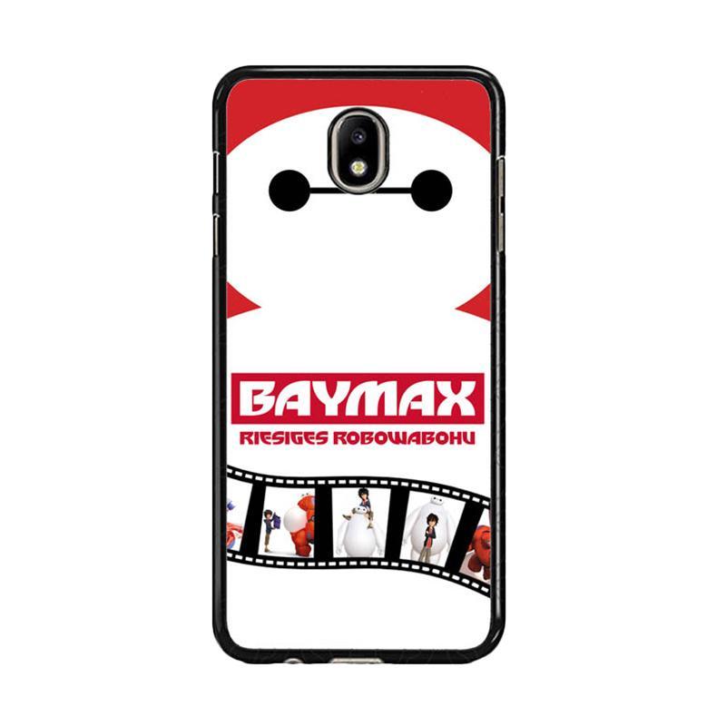 Acc Hp Baymax Hiro L0128 Custom Casing for Samsung J7 Pro
