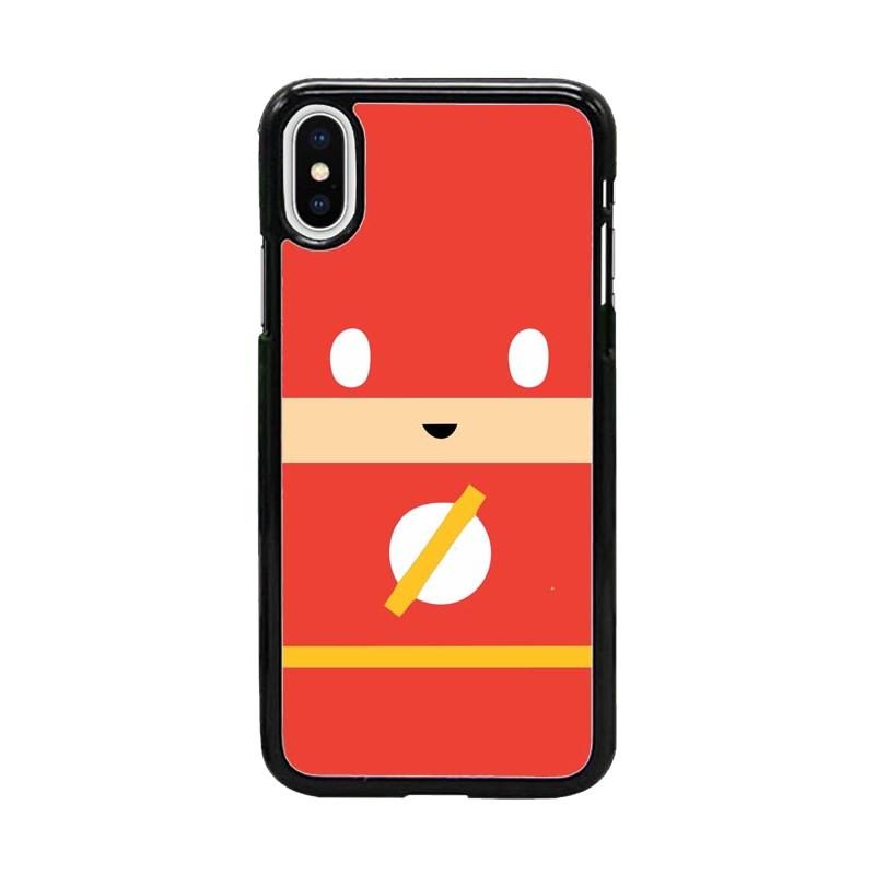 Acc Hp Flash Superhero Running W5038 Custom Casing for iPhone X