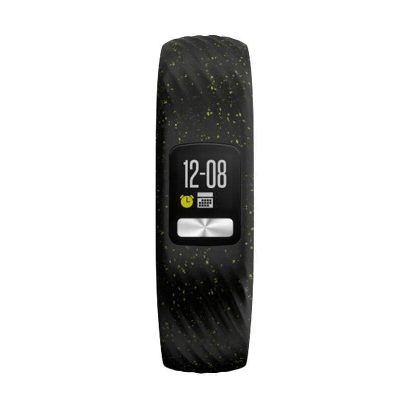 harga Garmin Vivofit 4 Speckle Reguler Activity Trackers & Pedometers - Black Blibli.com