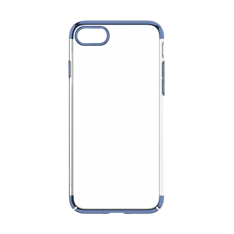 newest collection 6630f bbbb8 OEM Neon Bening Softcase Casing for iPhone 6 Plus or 6S Plus - Blue