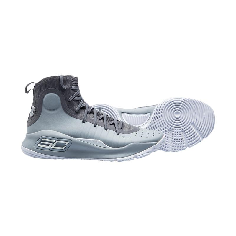 Under Armour Men Basketball Curry 4 More Bucket Shoes