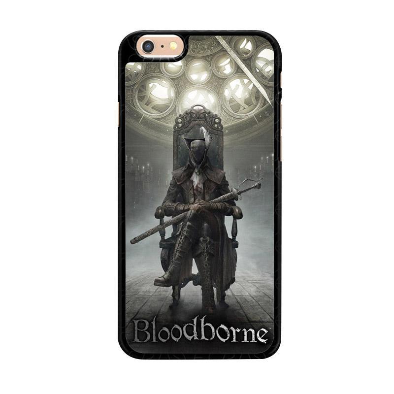 harga Flazzstore Bloodborne E0389 Premium Casing for iPhone 6 Plus or iPhone 6S Plus Blibli.com