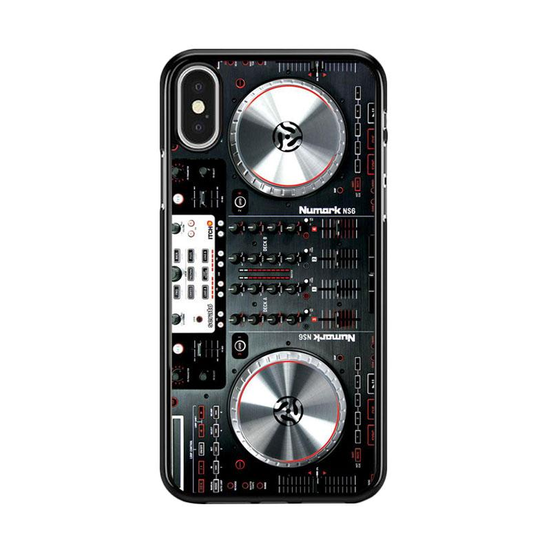 harga Flazzstore Digital Mixer Dj Turntable Electronic Music F0362 Premium Casing for iPhone X Blibli.com