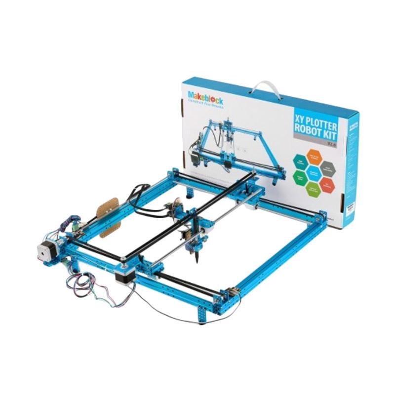 harga Makeblock XY Plotter with Electronic Version Robot Kit Blibli.com