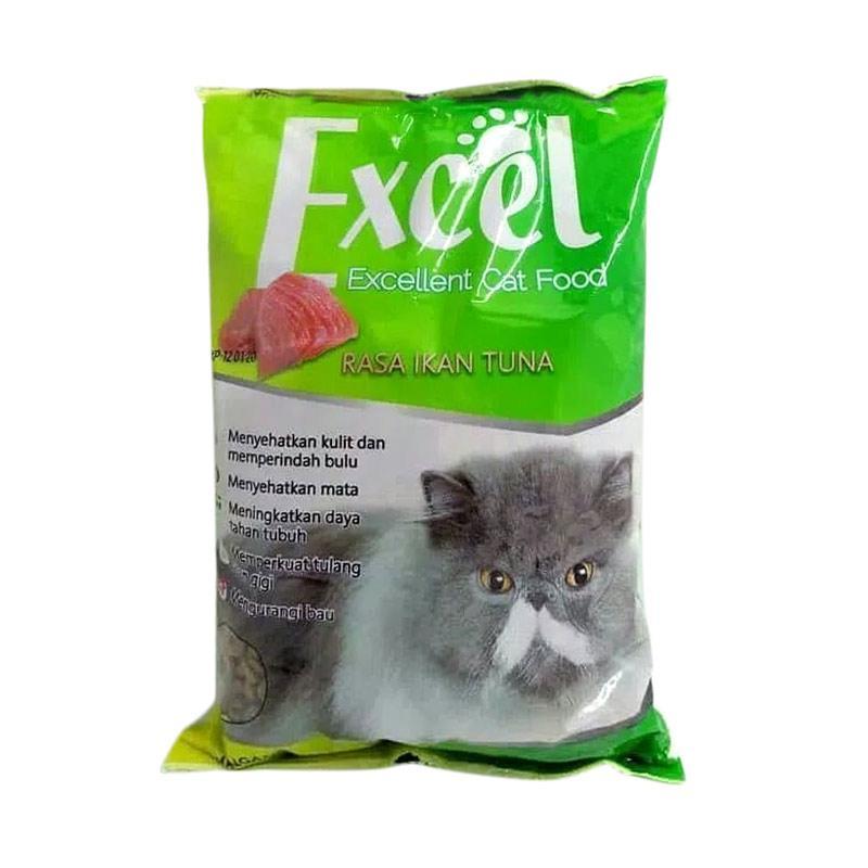 Excel Makanan Kucing 500 g Freshpack