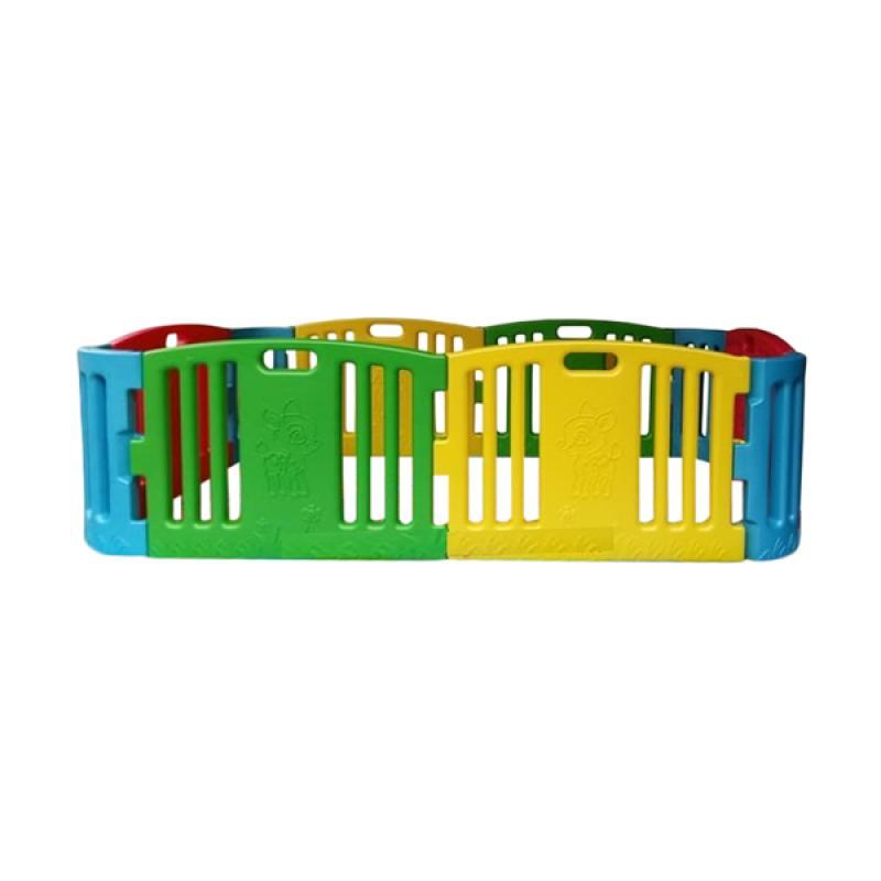 Labeille Large Playpen Kc010 Pagar Bermain Anak Tanpa Pintu Primer