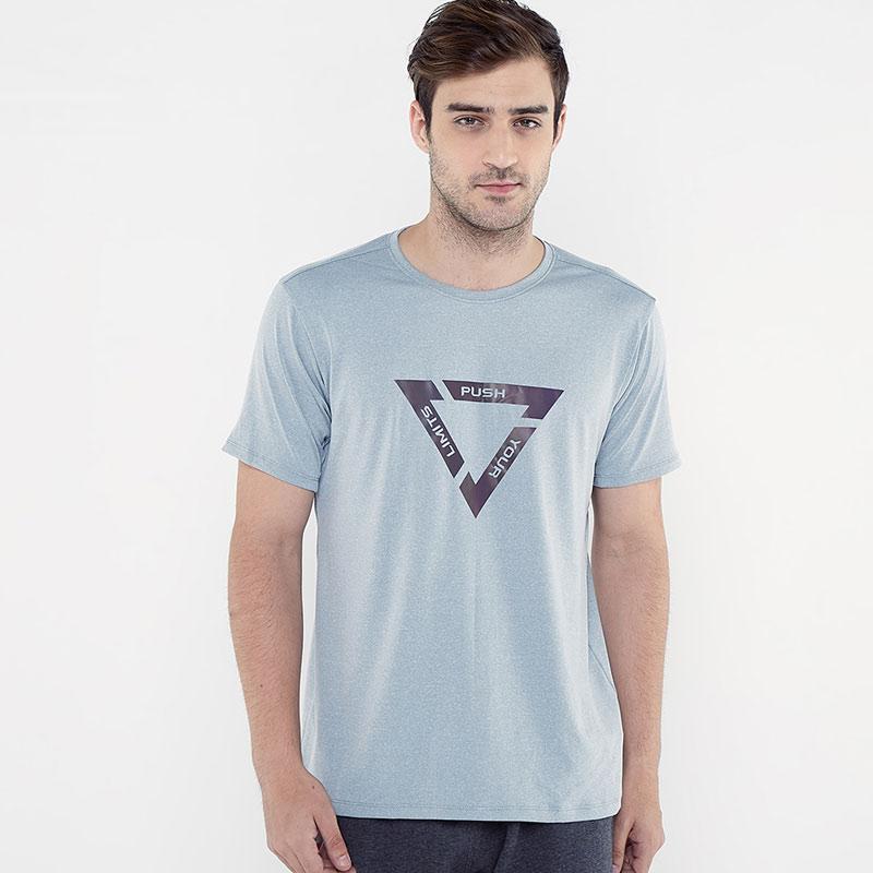CoreNation Basic Short Sleeve Triangle