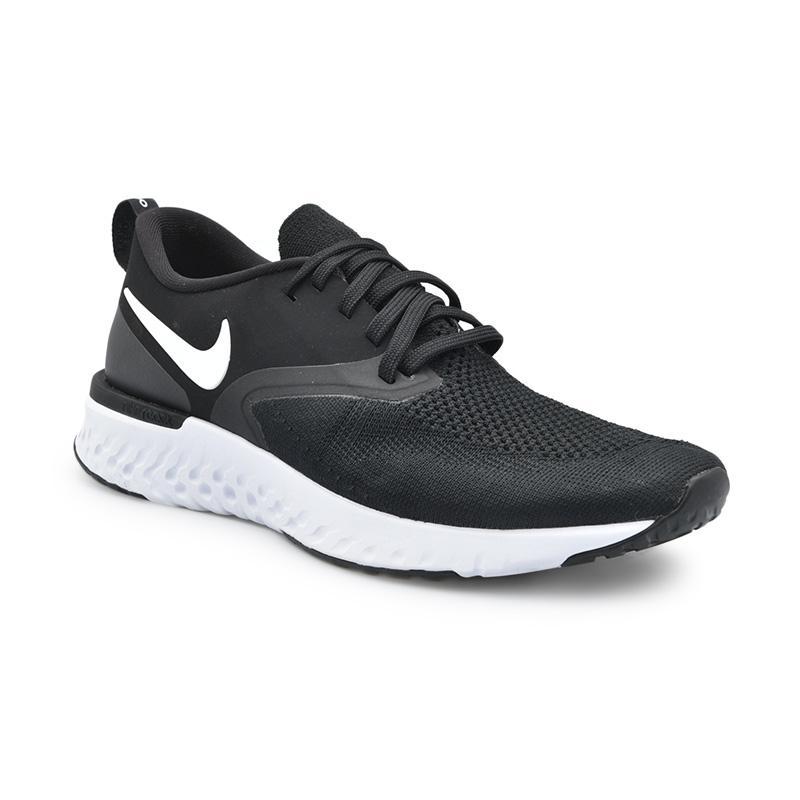 Jual Nike Women Running Odyssey React 2 Flyknit Sepatu Lari Wanita - Black  White [AH1016-010] Online Desember 2020 | Blibli