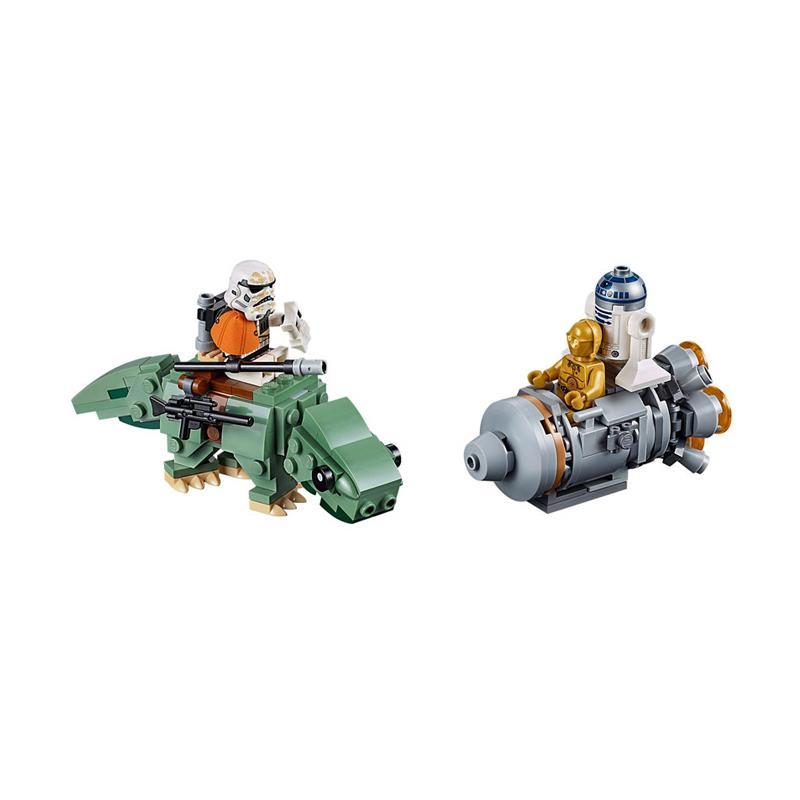Accessories! LEGO® brick STAR WARS™ 75228 SANDTROOPER Minifigure™ SQUAD LEADER