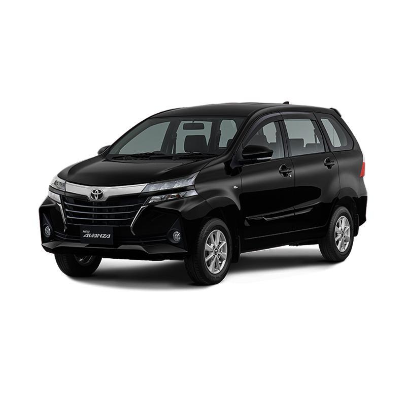 Toyota New Avanza 1 3 E STD