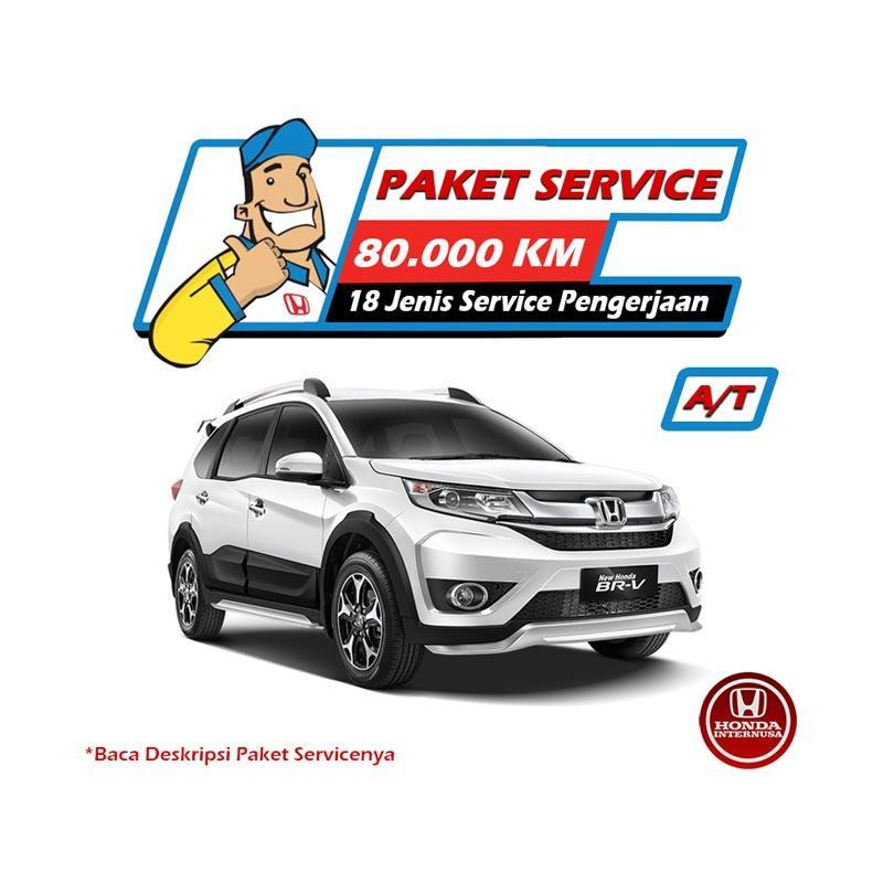 Jual Honda Paket Service Mobil For Honda Brv A T 80 000 Km Online Februari 2021 Blibli