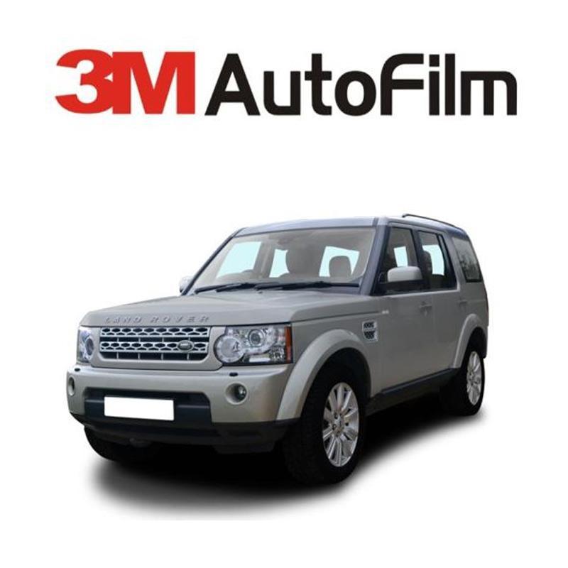 Land Rover Discovery >> 3m Auto Film Black Chrome 20 Kaca Film Mobil For Land Rover Discovery 3 Pasang Di Tempat