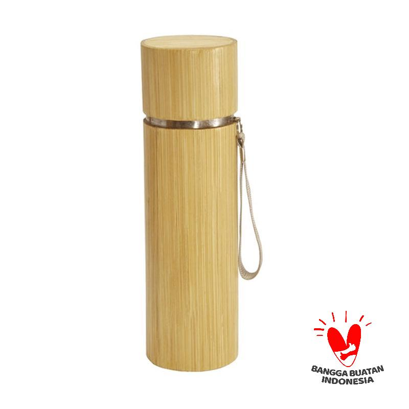 Alur BAMBOO Boo Cup Botol Minum Large