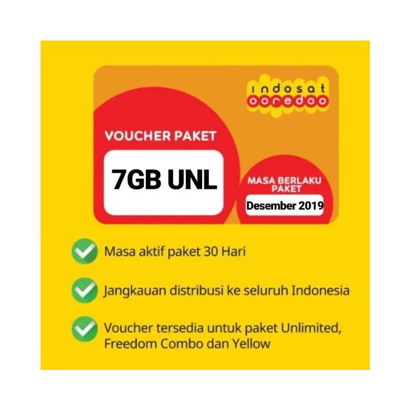 indosat indosat voucher data 7gb unl full02