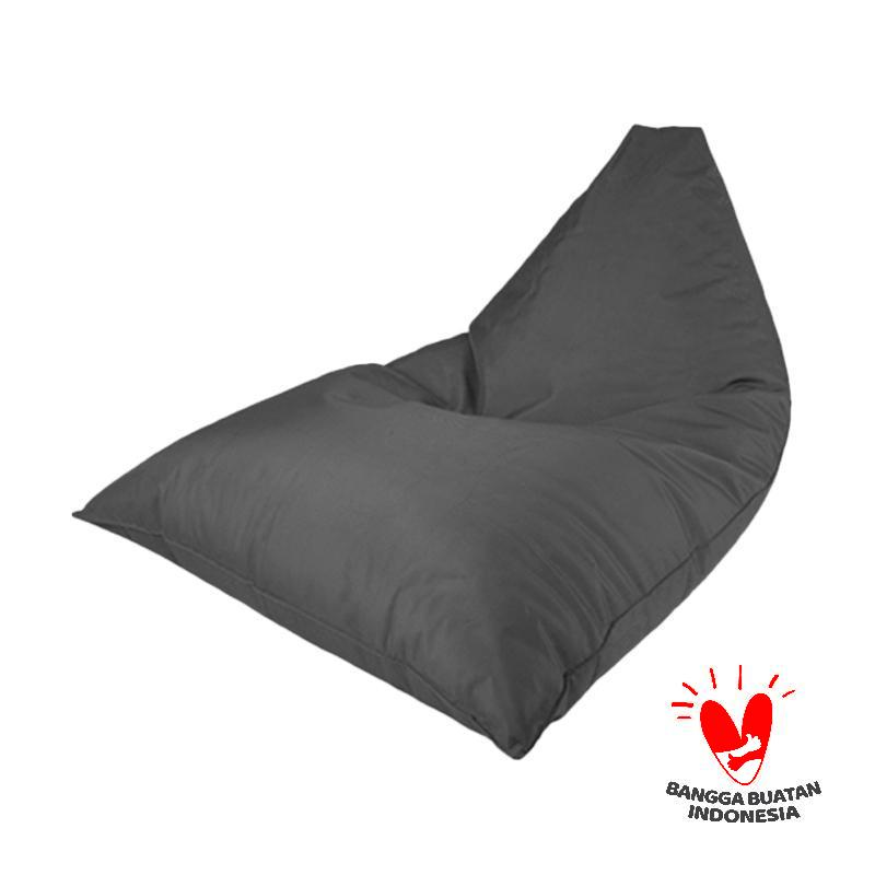 COZY FURNITURE Triangle Large Bean Bag