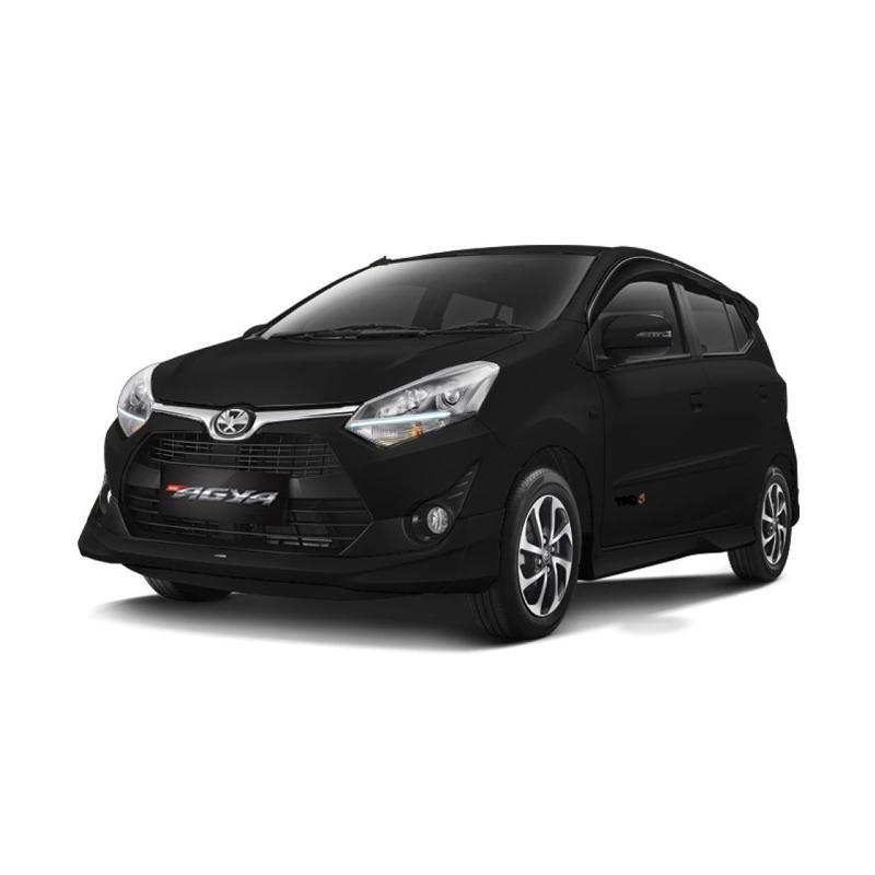 Toyota Agya 1.2 G TRD Mobil [TDP ACC]