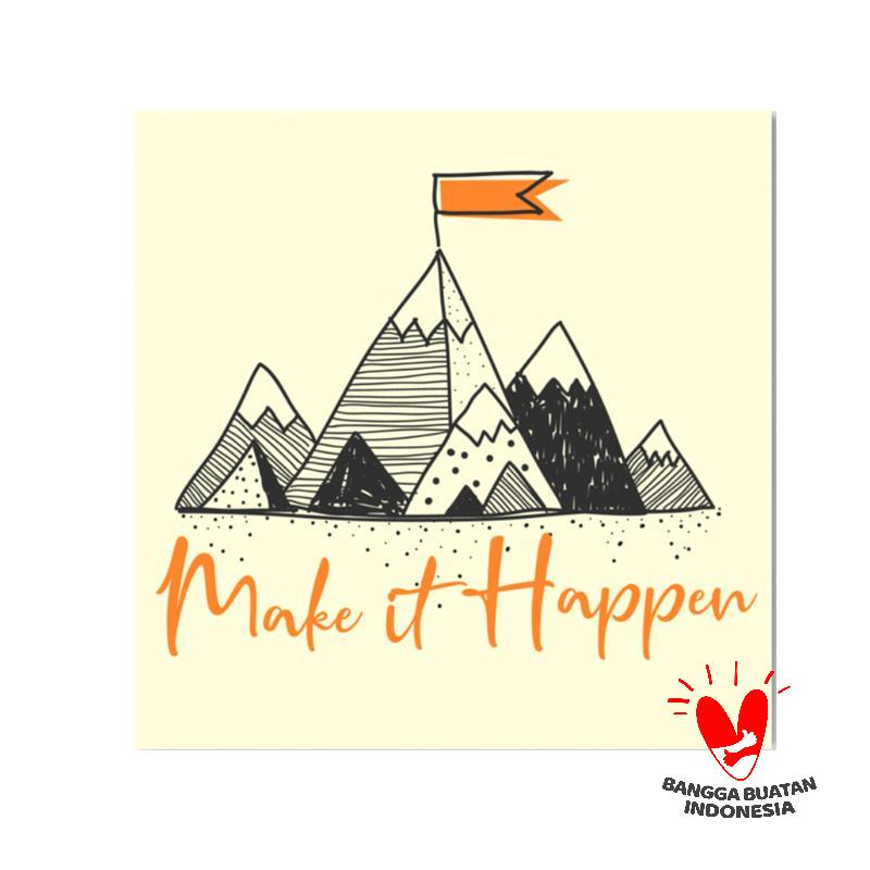 Make It Happen >> Good Hope Official Make It Happen Wall Decor