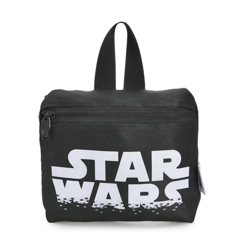Star Wars Travel Foldable Backpack Blibli Exclusiver Wars