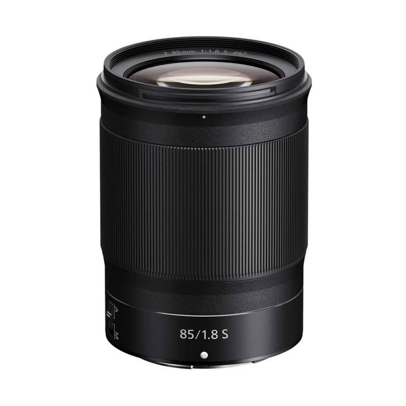 Nikon NIKKOR Z 85mm f 1 8 S Lens