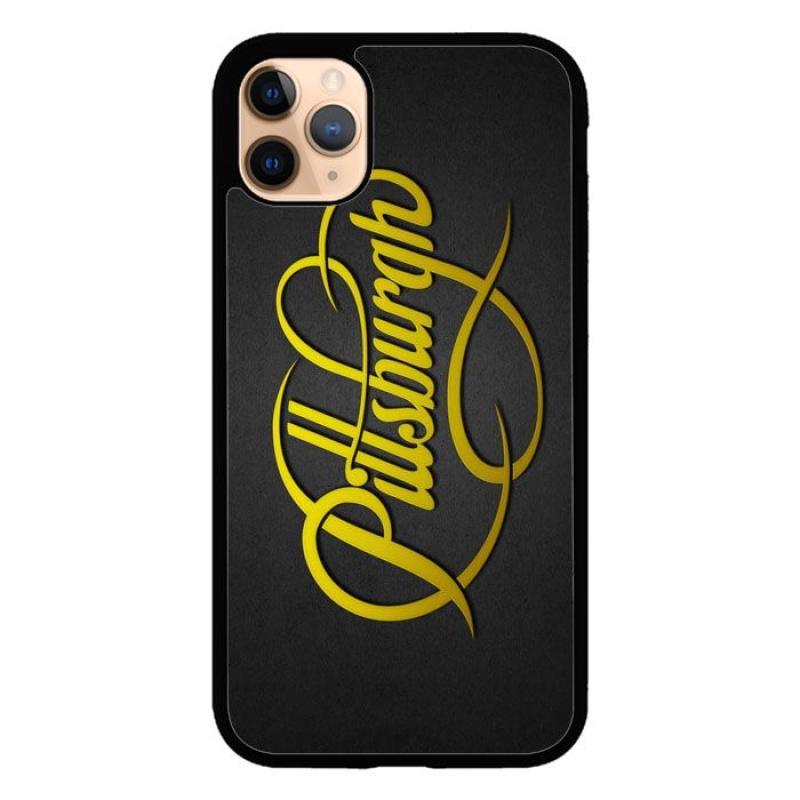 Jual Pittsburgh Steelers Logo Font Z4880 Iphone 11 Pro Case Online September 2020 Blibli Com