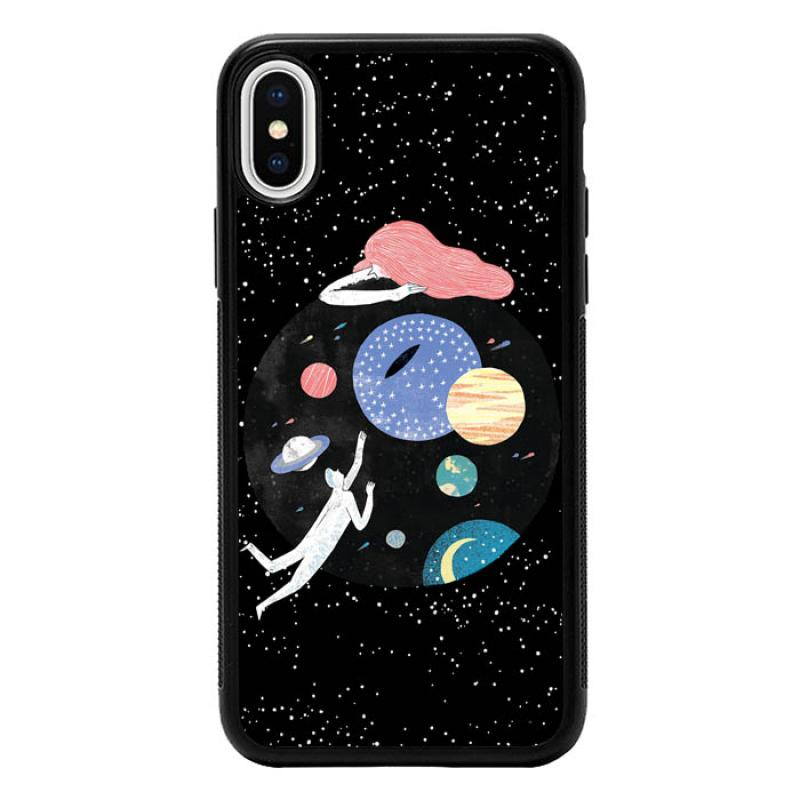 Jual Casing Iphone X Custom Hardcase Hp Aesthetic Dream Big L0662 Online April 2021 Blibli