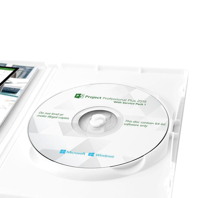 Jual Microsoft Project 2019 Pro Professional Original Sertifikat Coa With Box Online Agustus 2020 Blibli Com