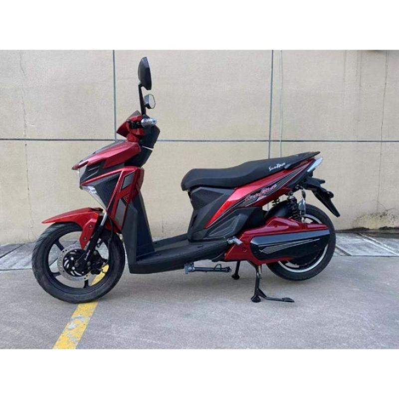 Sunrace Sepeda Motor Listrik Jupiter 1500W 72V 20Ah