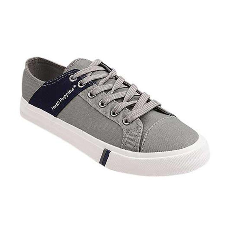 Hush Puppies Connor Brian Sneakers Pria Grey
