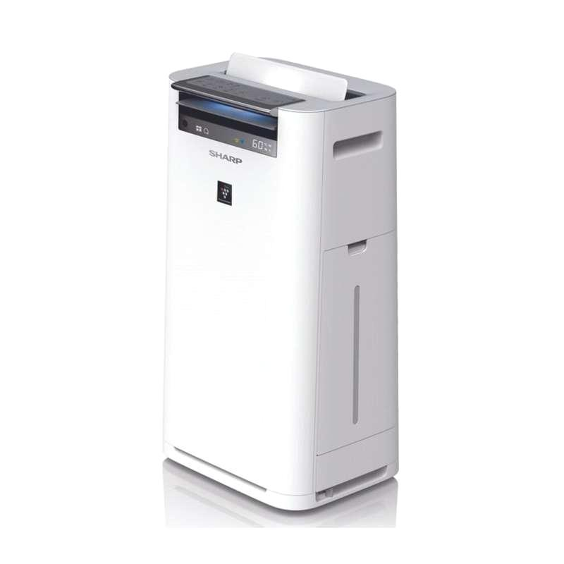 SHARP KCG50YW Plasmacluster Air Purifier 38 M2