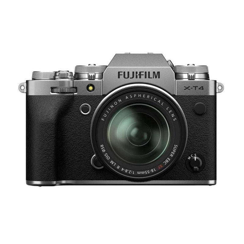Fujifilm X T4 Kit 18 55mm Kamera Mirrorless