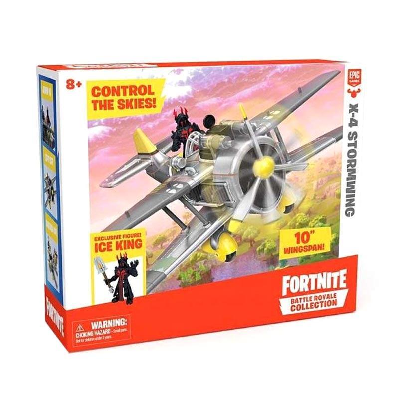 Fortnite Moose Stormwing Plane Action Figure