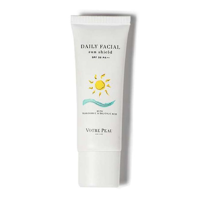 Votre Peau Skin Care Facial Sun Shield SPF 50 PA