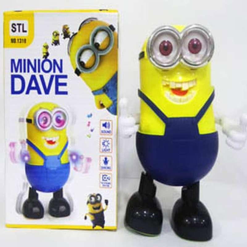 Jual Despicable Me Mainan Despicable Me Minion Dave Action Figure Online November 2020 Blibli
