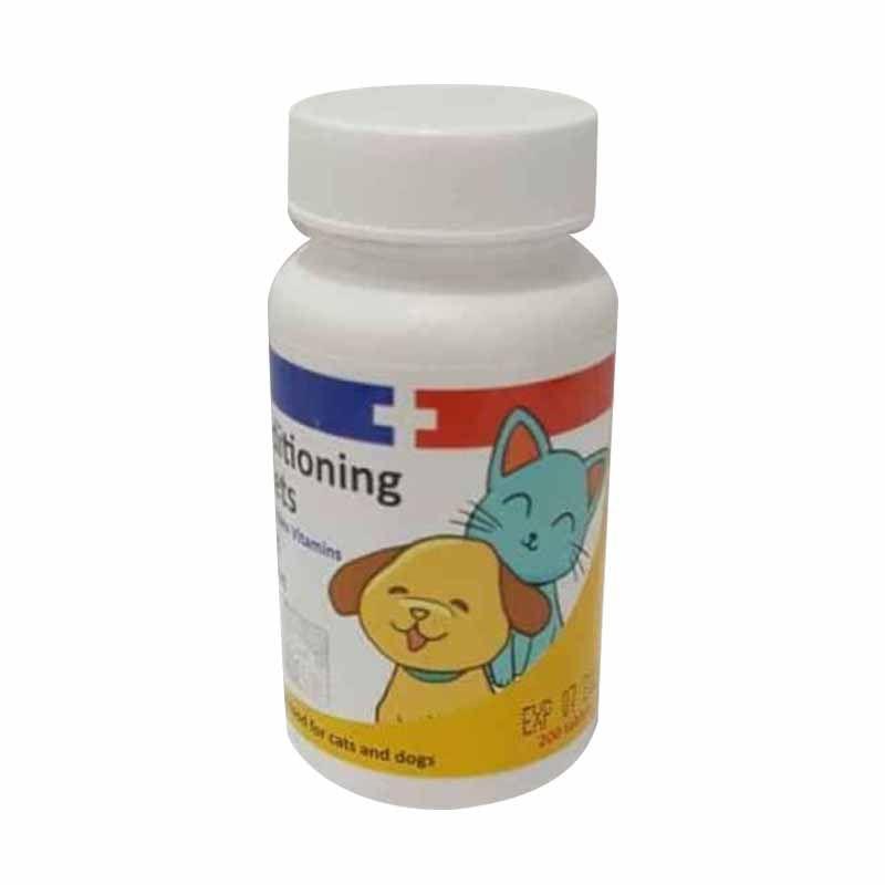 Raid All Conditioning Tablet Suplemen Vitamin Anjing Kucing