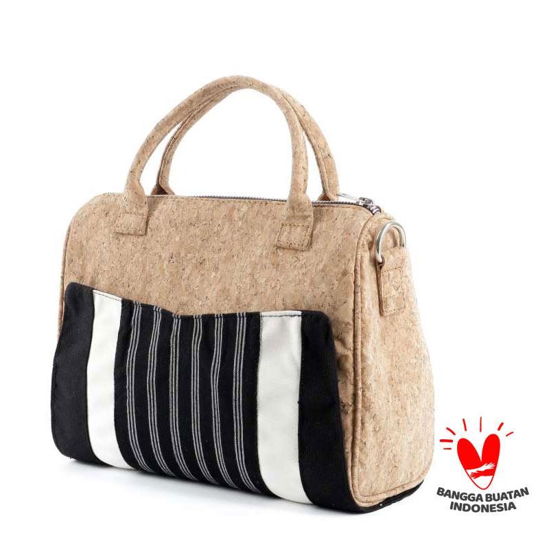 Hagne Arabel Cork Handbag Wanita