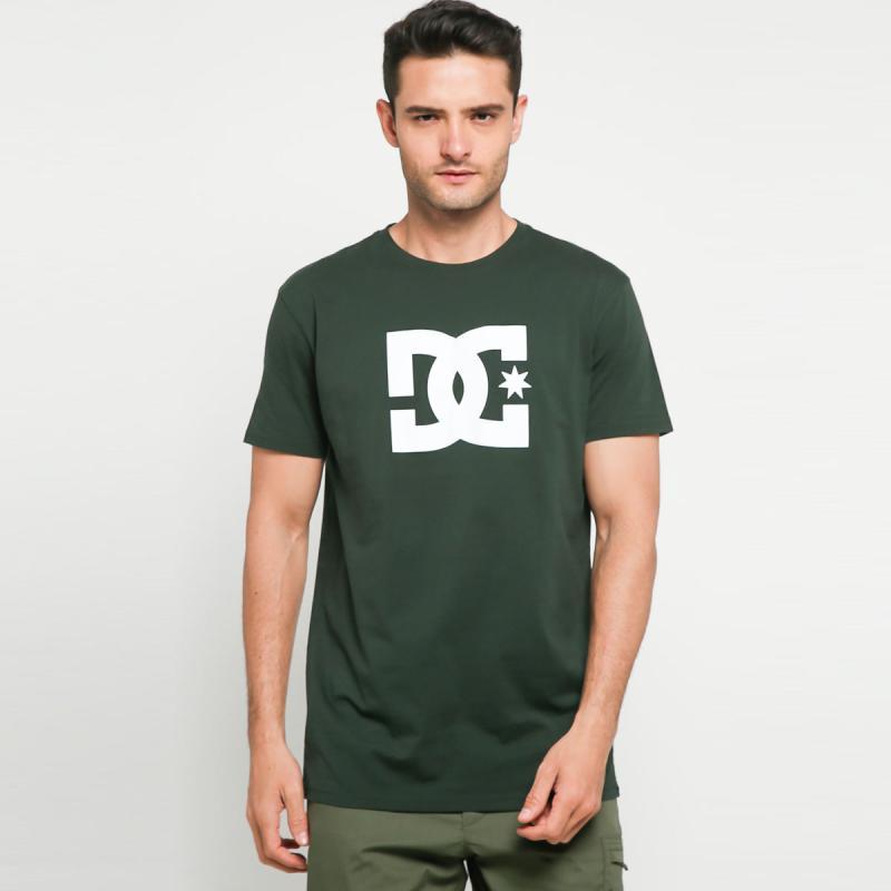 DC Star Hss Id M T Shirt Pria Deep Forest UDYZT03809 KSW0