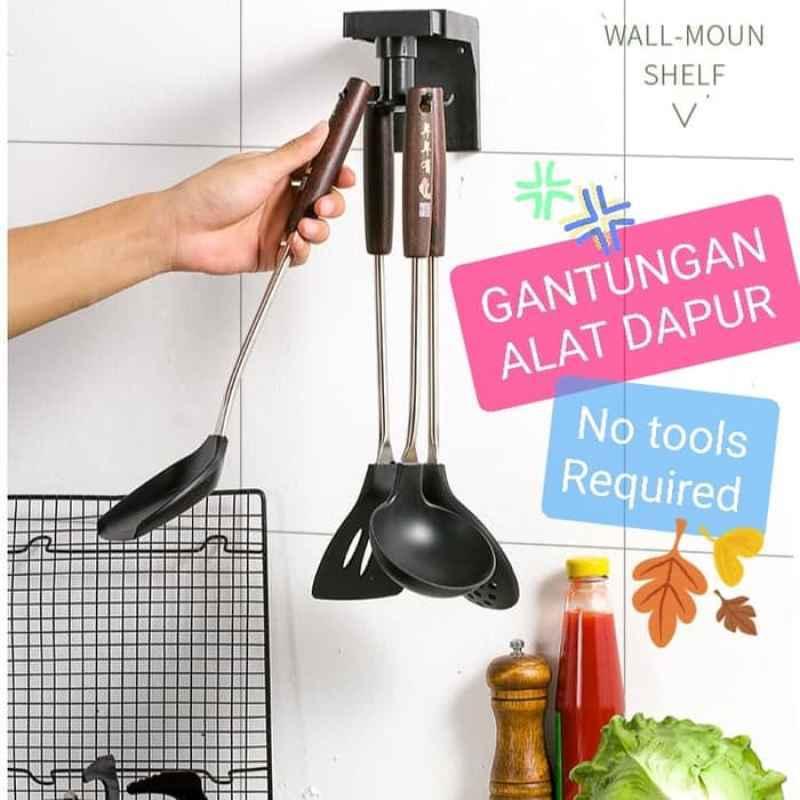 Gantungan Alat Dapur Putar