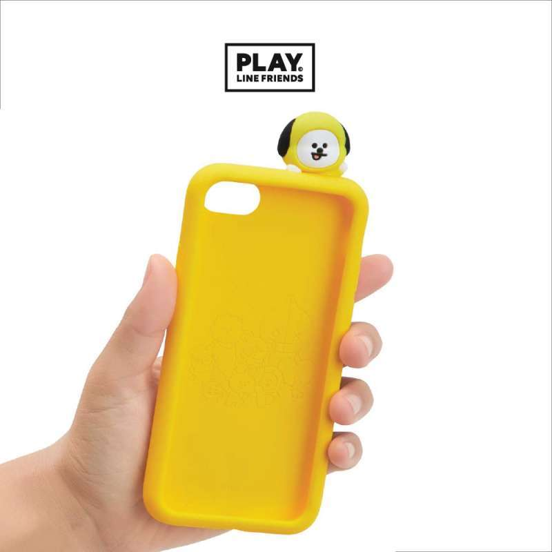 CHIMMY SILICONE BAEKOM CASE IPHONE 8