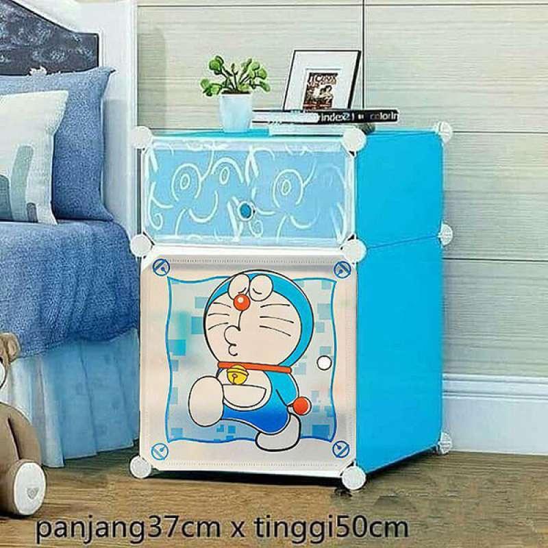 Jual Nakas Plastik 2 Susun Karakter Lemari Lipat Motif Doraemon Rak Portable Blue Biru Cupboard Kekinian Kekinian Girly Dekorasi Kamar Yukk Buruan Diorder Online Desember 2020 Blibli