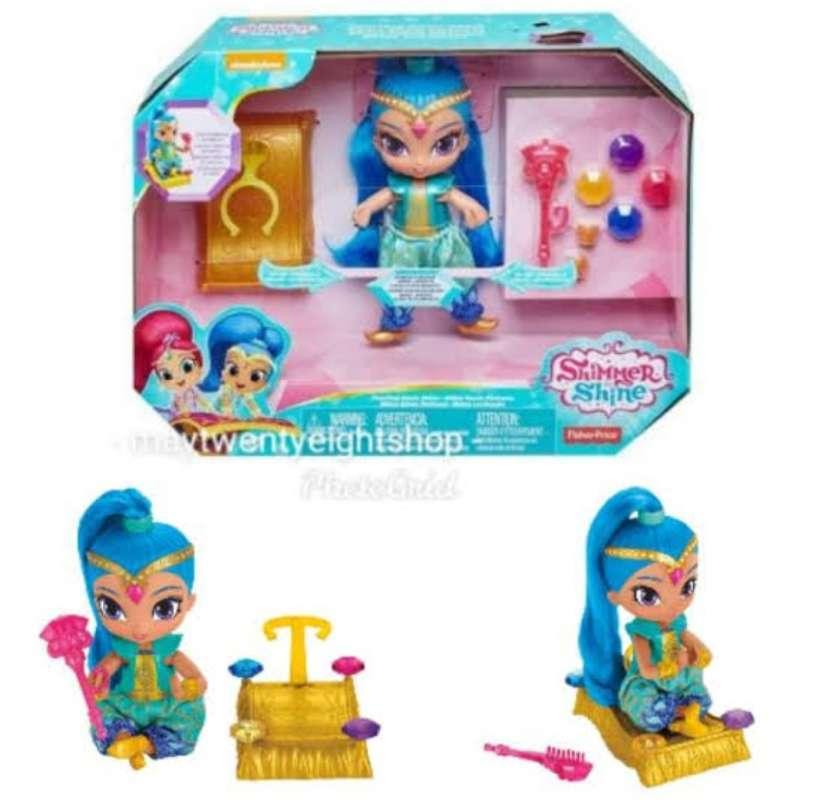 Jual Fisher Price Shimmer And Shine Floating Genie Playset Online Oktober 2020 Blibli Com