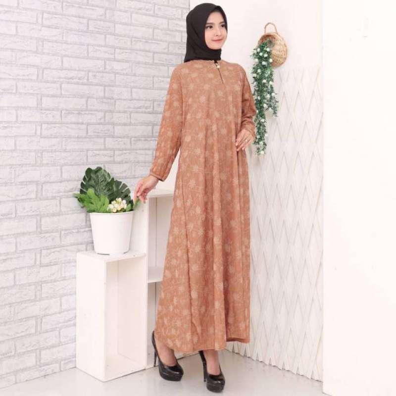 Jual Baju Gamis Wanita Gamis Jumbo 4l Gamis Kaos Import 5329 Online Maret 2021 Blibli