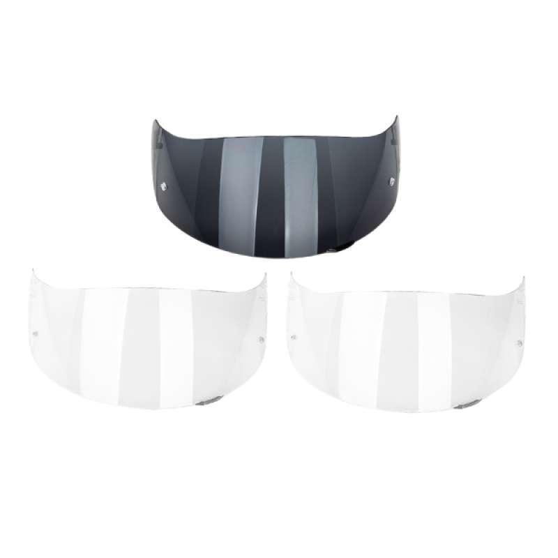 Jual 3x Helmet Visor Replacement For Agv K3 K4 Motorcycle Shield Glasses Full Face Online Februari 2021 Blibli