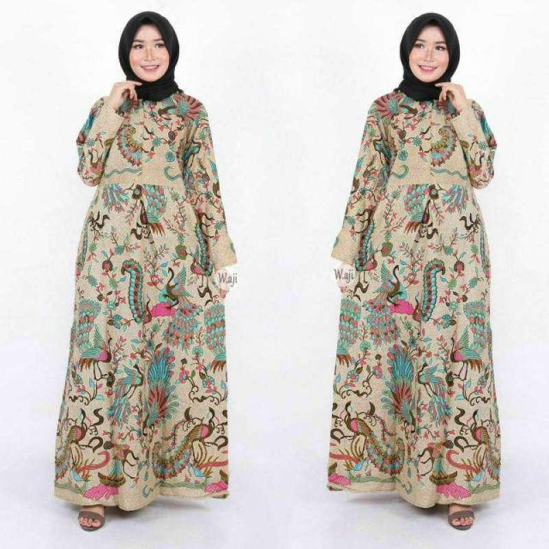 Jual Gamis Batik Cantik Online Maret 2021 Blibli