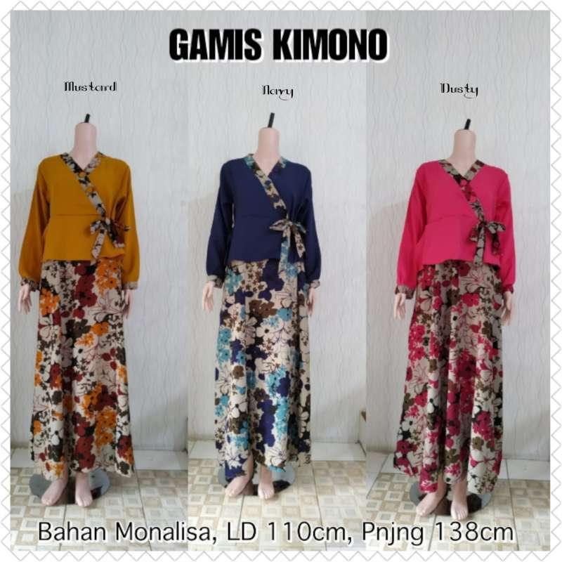 Jual Gamis Kimono Floral Online Maret 2021 Blibli