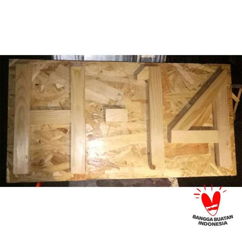 Jual Nomor Rumah Unik Uk 30x20 Terbuat Dari Waferboard Kayu Nomor Rumah Cantik Online Maret 2021 Blibli