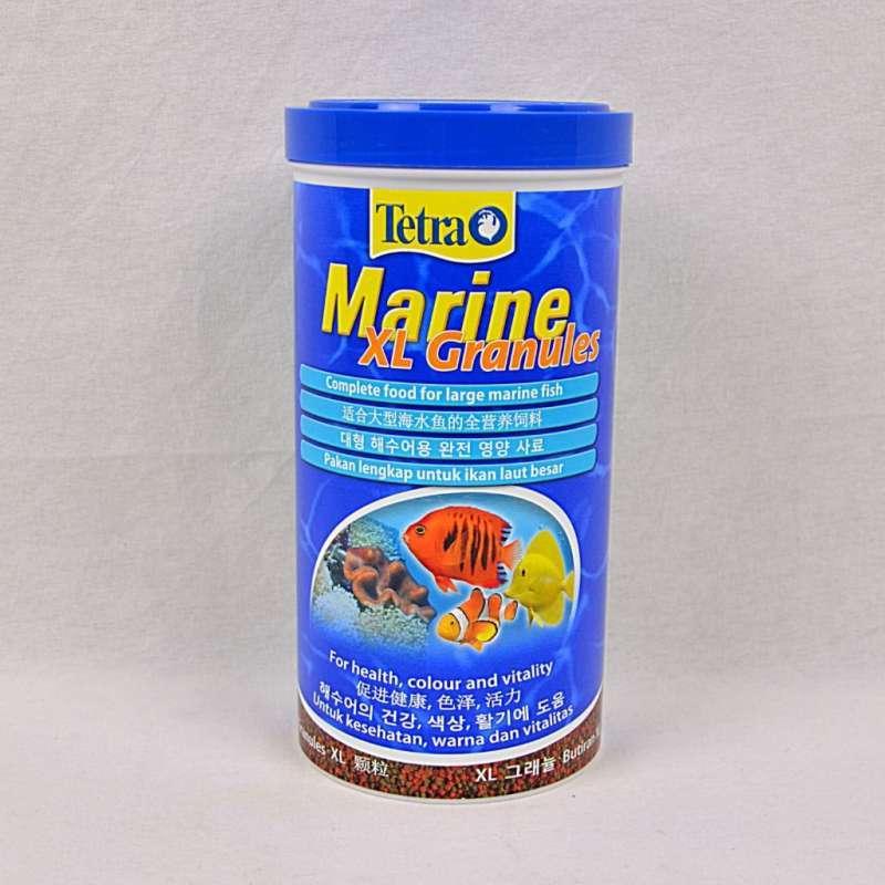 Jual Tetra Makanan Ikan Laut Marine Granules Xl 450gr Online Januari 2021 Blibli