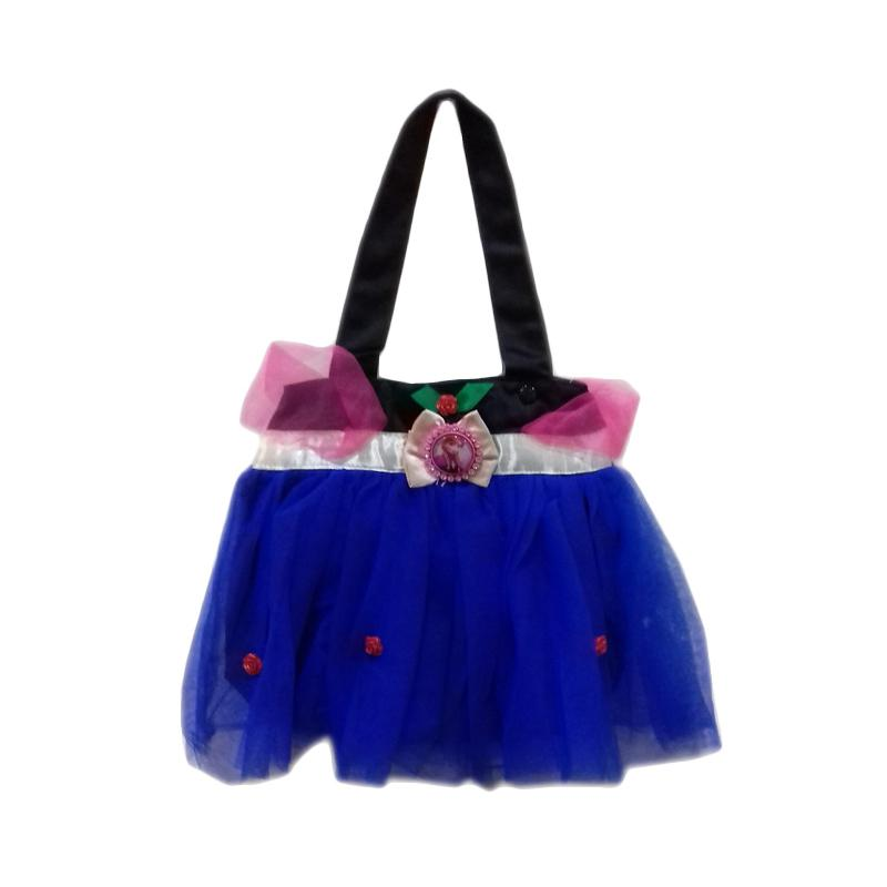 Chloebaby Shop S186 Anna Goodie Bag - Biru