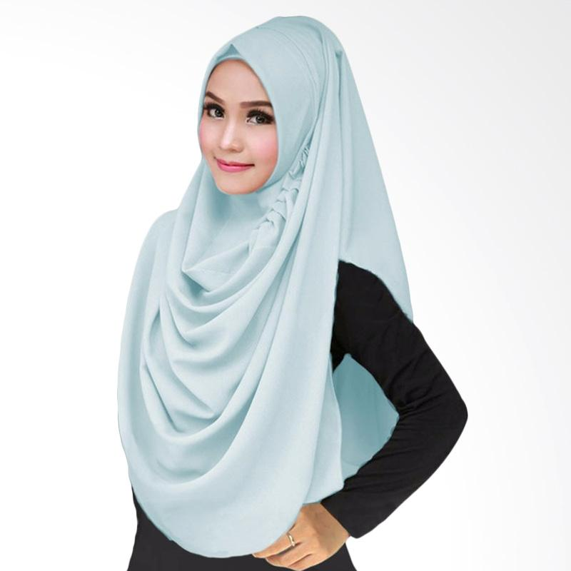 Kus Group LCB Hijab Instant - Sky blue