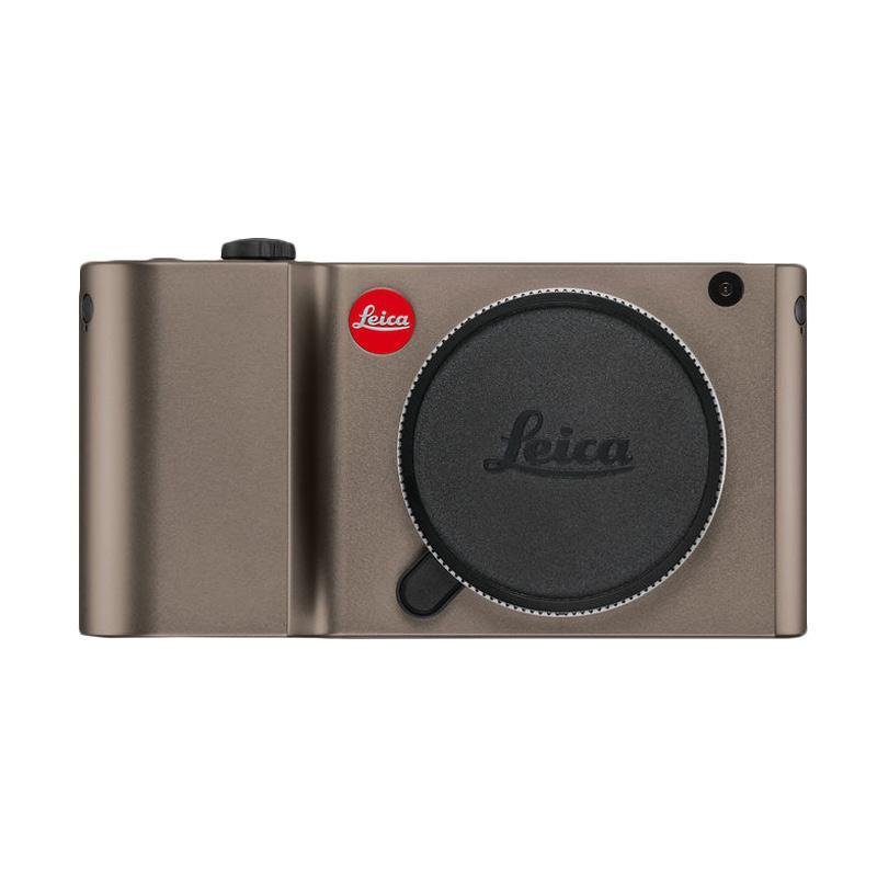 Leica TL Mirrorless Digital Camera - Titanium
