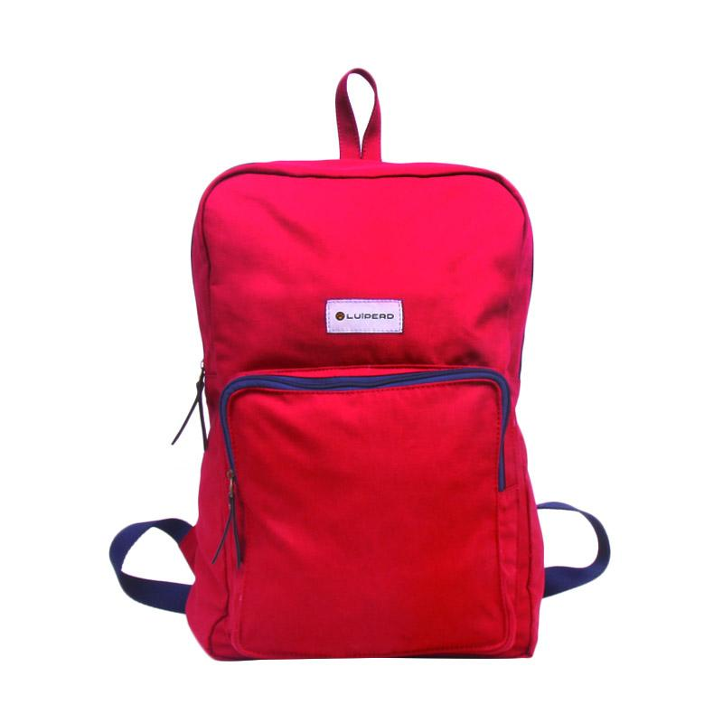 Luiperd BBP.55 Daily Backpack - Red
